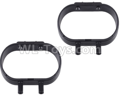 Wltoys 12409 RC Car Parts-0222 Anti-Crash support ring(2pcs),Wltoys 12409 Parts