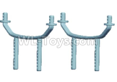 Wltoys 12409 RC Car Parts-0223 Car shell Support Column(2pcs),Wltoys 12409 Parts