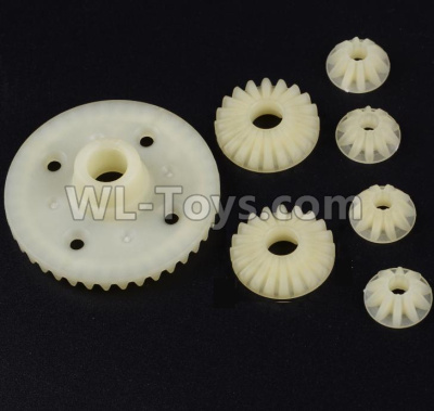 Wltoys 12409 RC Car Parts-Differential tooth assembly-12401.0294,Wltoys 12409 Parts