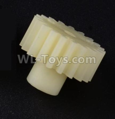 Wltoys 12409 RC Car Parts-19T Motor Gear Parts-(1pcs)-12401.0297,Wltoys 12409 Parts