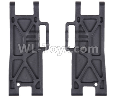 Wltoys 12409 RC Car Parts-Front and Bottom Swing arm(2pcs)-12402.0205,Wltoys 12409 Parts