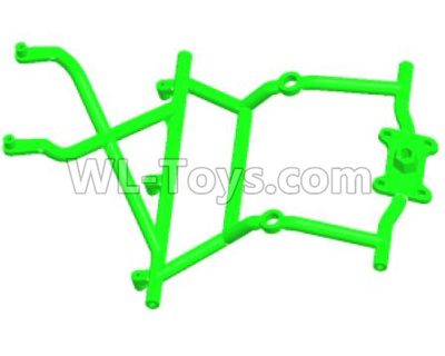 Wltoys 12409 RC Car Parts-Rear Rollcage12409.0571,Wltoys 12409 Parts