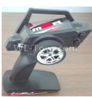 Wltoys 12409 RC Car Parts-Transmitter,Remote control-12428.0343,Wltoys 12409 Parts