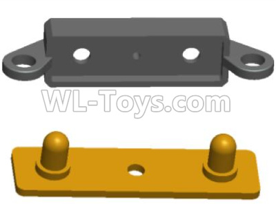 Wltoys 12409 RC Car Parts-Rear light frame components-12409.0573,Wltoys 12409 Parts
