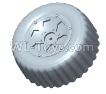 Wltoys 12409 RC Car Parts-Spare tire components-12409.0606,Wltoys 12409 Parts