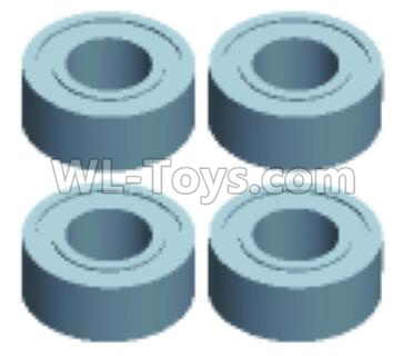 Wltoys 12409 RC Car Parts-Ball Bearing Parts(10X15X4mm)-4pcs-12401.0285,Wltoys 12409 Parts