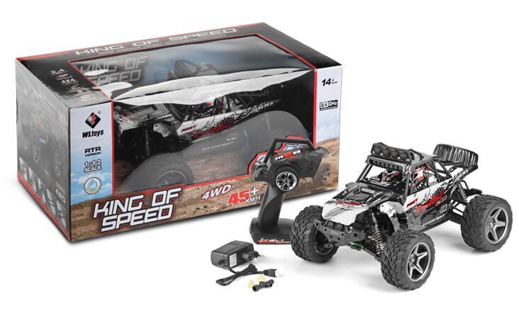 Wltoys 12409 RC Car,Wl Toys 1:12 RC Truck,Wltoys 12409 RC Car Parts-RC Truck toys