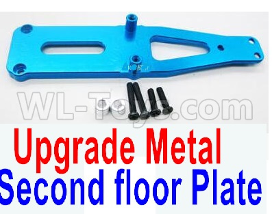 Wltoys 12428-A RC Car Upgrade Metal Upper Plate,Second floor Plate,Wltoys 12428-A Parts