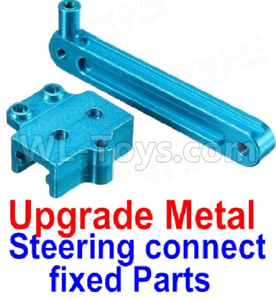 Wltoys 12428-A RC Car Upgrade Metal Steering connect fixed Parts,Wltoys 12428-A Parts