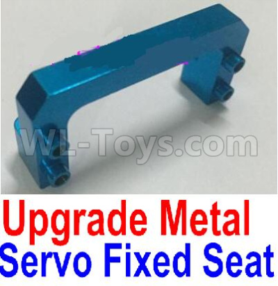 Wltoys 12428-A RC Car Parts-F12039 Upgrade Metal Servo Fixed Seat,Wltoys 12428-A Parts
