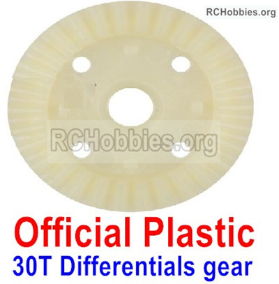 Wltoys 12428 30T Differentials gear Parts. 12428-0011