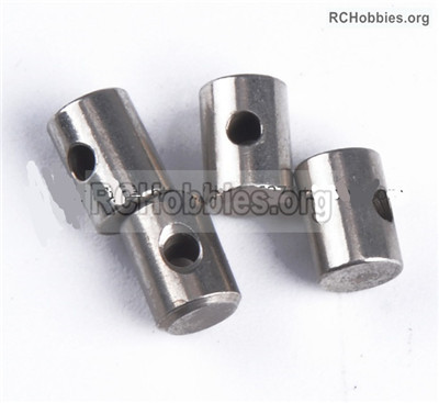 Wltoys 12427 Universal shaft sleeve Parts. Total 4pcs.The size is 4.0X5mm. 12427-0079