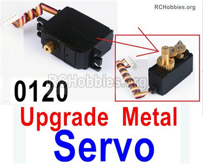 Wltoys 12427 Upgrade Metal Servo Parts. 12427-00120