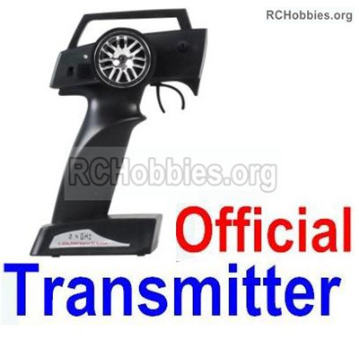 Wltoys 12427 Transmitter Parts,Remote control parts. Official. 12427-00126