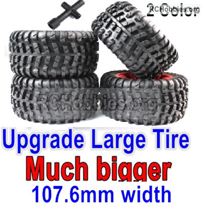 Wltoys 12427 Upgrade Large Tire Parts for Wltoys 12427 12428 FY-03