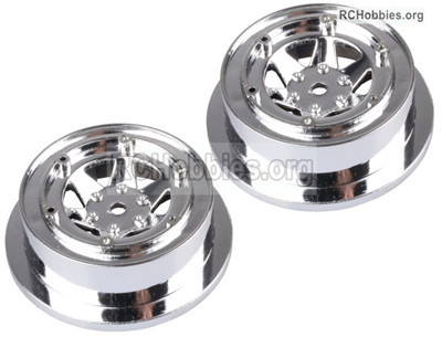 Wltoys 12427 wheel Hub Parts,12427-0045. Total 2pcs. Not include the Tire leather)