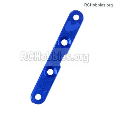 Wltoys 12427 Strengthening piece B for the Swing Arm. 47X7X3mm. 12427-0064