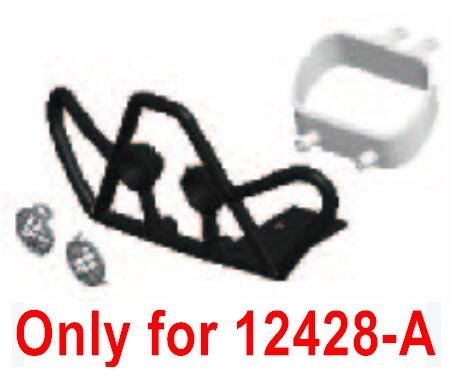 Wltoys 12428-A RC Car Parts-Front anti-collision parts(Can only be useFront anti-collision for 12428-A)-12428-A.0355,Wltoys 12428-A Parts