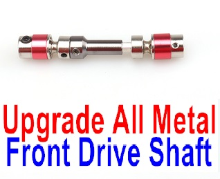 Wltoys 12428-A RC Car Parts-12428A Upgrade Metal Front Drive shaft Parts(1pcs)