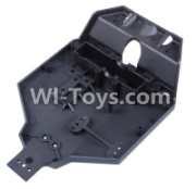 Wltoys 12428-A RC Car Parts-Car Bottom frame,Wltoys 12428-A Parts
