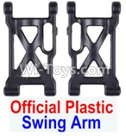 Wltoys 12428-A RC Car Parts-Plastic Left and Right Swing Arm(2pcs),Wltoys 12428-A Parts