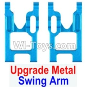 Wltoys 12428-A RC Car Upgrade Metal Left and Right Swing Arm(2pcs),Wltoys 12428-A Parts