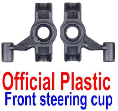 Wltoys 12428-A RC Car Parts-Left and Right Steering cup(2pcs),Wltoys 12428-A Parts