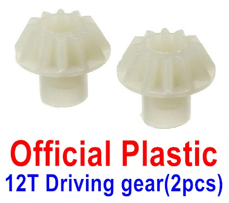 Wltoys 12428-A RC Car Parts-12T Driving gear(2pcs),Wltoys 12428-A Parts