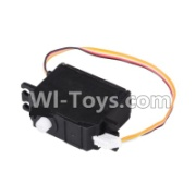 Wltoys 12428-A RC Car Parts-Servo Parts-25g,Wltoys 12428-A Parts