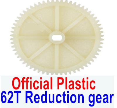 Wltoys 12428-A RC Car Parts-62T Reduction gear,Wltoys 12428-A Parts