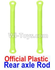 Wltoys 12428-A RC Car Parts-Plastic Rear axle Rod(2pcs),Wltoys 12428-A Parts