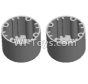 Wltoys 12428-A RC Car Parts-Differential box(2pcs),Wltoys 12428-A Parts