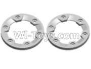 Wltoys 12428-A RC Car Parts-Upper wheel cover(2pcs),Wltoys 12428-A Parts