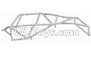 Wltoys 12428-A RC Car Parts-The Left Roll cage,Left Anti-Roll Bar,Wltoys 12428-A Parts