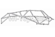 Wltoys 12428-A RC Car Parts-The Right Roll cage,Right Anti-Roll Bar,Wltoys 12428-A Parts