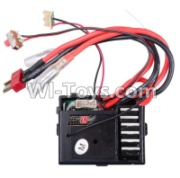 Wltoys 12428-A RC Car Parts-Three in one circuit board,receiver board,Wltoys 12428-A Parts