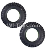 Wltoys 12428-A RC Car Parts-Left tire leather(2pcs),Wltoys 12428-A Parts