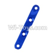 Wltoys 12428-A RC Car Parts-Strengthening piece B for the Swing Arm(47X7X3mm),Wltoys 12428-A Parts