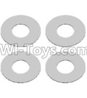 Wltoys 12428-A RC Car Parts-Flat washers(4PCS)-12X5.2X0.2mm,Wltoys 12428-A Parts