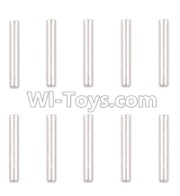 Wltoys 12428-A RC Car Parts-Positioning pin,Axis Pin(1.5X10mm)-10pcs,Wltoys 12428-A Parts