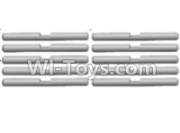 Wltoys 12428-A RC Car Parts-Differential shaft(1.5x16.5mm)-10pcs,Wltoys 12428-A Parts