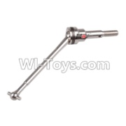 Wltoys 12428-A RC Car Parts-Front wheel drive shaft assembly,dog bone,Wltoys 12428-A Parts