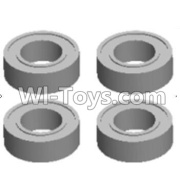 Wltoys 12428-A RC Car Parts-Bearing Parts(4pcs-5X9X3MM),Wltoys 12428-A Parts