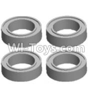 Wltoys 12428-A RC Car Parts-Bearing Parts(4pcs-8X12X3.5MM),Wltoys 12428-A Parts