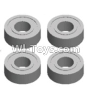 Wltoys 12428-A RC Car Parts-Bearing Parts(4pcs-5X11X4MM),Wltoys 12428-A Parts