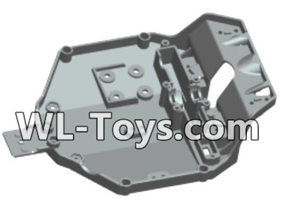 Wltoys 18428 RC Car Parts-Car Bottom frame Parts-0373,Wltoys 18428 Parts