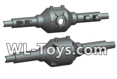 Wltoys 18428 RC Car Parts-Rear axle unit Parts(2 set)-0374,Wltoys 18428 Parts