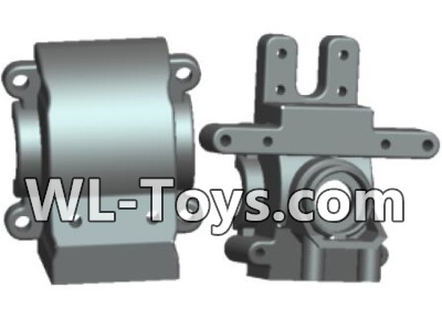 Wltoys 18428 RC Car Parts-Front and rear gearbox Parts-0378,Wltoys 18428 Parts