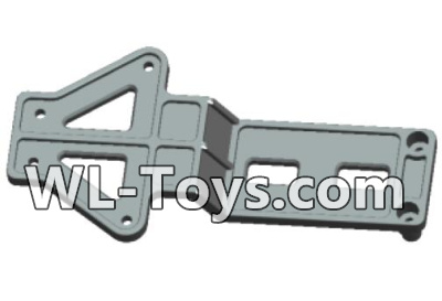 Wltoys 18428 RC Car Parts-Upper Plate Parts,Second floor Plate-0383,Wltoys 18428 Parts