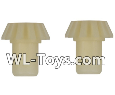Wltoys 18428 RC Car Parts-10T Drive Gear Parts(2pcs)-0385,Wltoys 18428 Parts